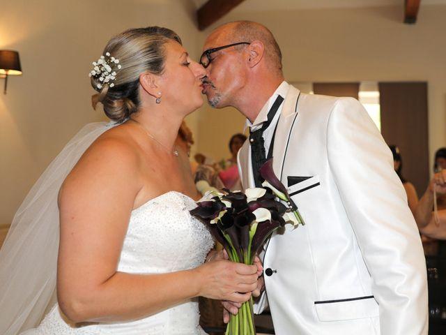 Le mariage de Alain et Laetitia à Bellegarde, Gard 2