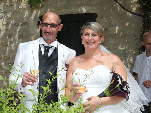 Le mariage de Alain et Laetitia à Bellegarde, Gard 16