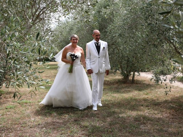 Le mariage de Alain et Laetitia à Bellegarde, Gard 25