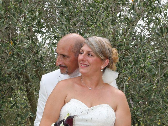 Le mariage de Alain et Laetitia à Bellegarde, Gard 27