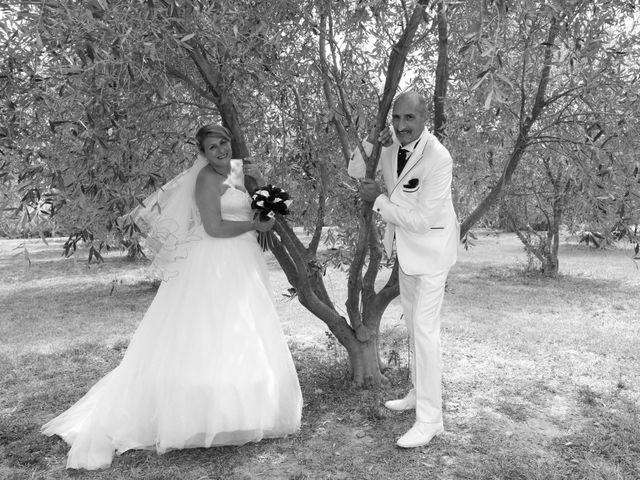 Le mariage de Alain et Laetitia à Bellegarde, Gard 30