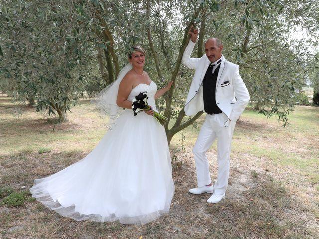 Le mariage de Laetitia et Alain
