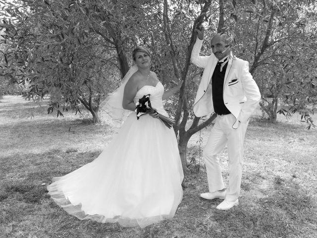 Le mariage de Alain et Laetitia à Bellegarde, Gard 31