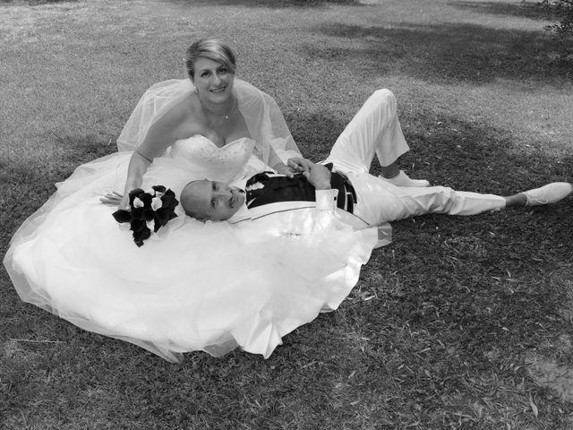 Le mariage de Alain et Laetitia à Bellegarde, Gard 1