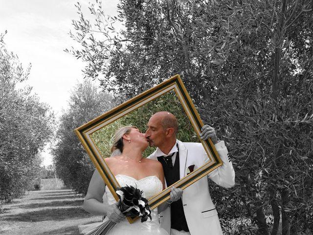 Le mariage de Alain et Laetitia à Bellegarde, Gard 34