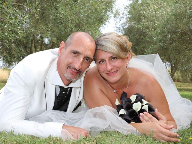 Le mariage de Alain et Laetitia à Bellegarde, Gard 37