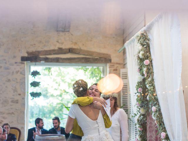 Le mariage de Anne-Lise et Marie à Rions, Gironde 8