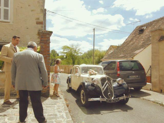Le mariage de Jean Michel et Anna Léna à Les Écrennes, Seine-et-Marne 17
