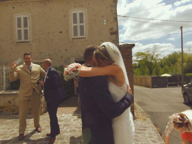 Le mariage de Jean Michel et Anna Léna à Les Écrennes, Seine-et-Marne 18