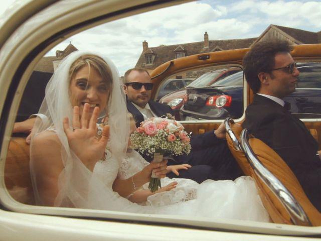 Le mariage de Jean Michel et Anna Léna à Les Écrennes, Seine-et-Marne 20