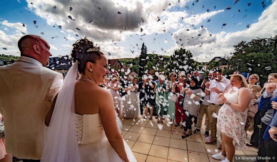 Le mariage de Tommy et Cécilia à Audun-le-Tiche, Moselle