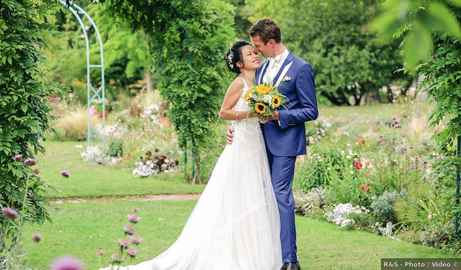Le mariage de Pierre et Yuelian à Carrières-sur-Seine, Yvelines