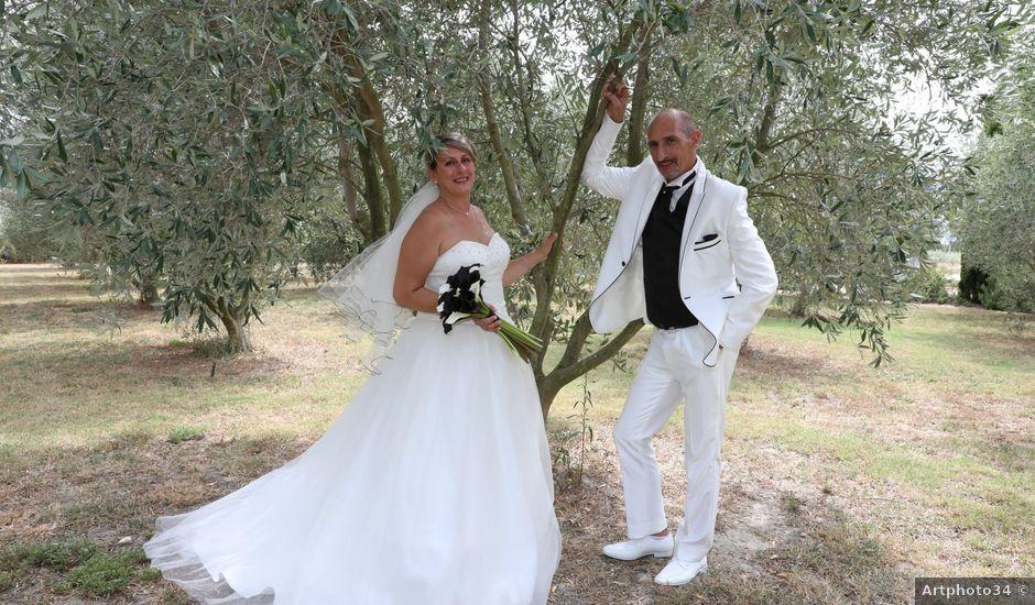 Le mariage de Alain et Laetitia à Bellegarde, Gard