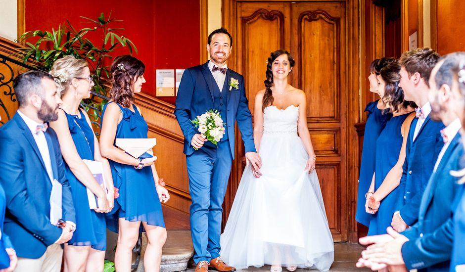Le mariage de Benjamin et Edith à Montauban, Tarn-et-Garonne