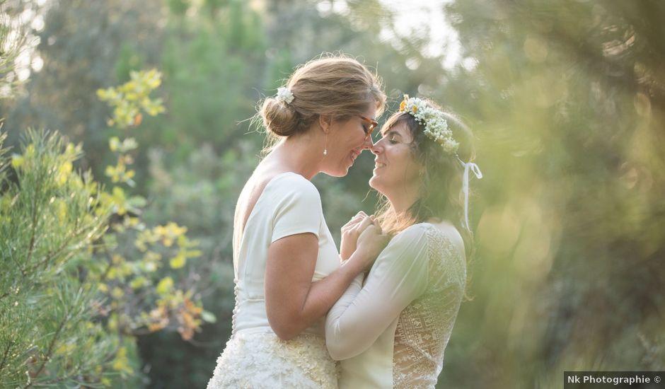 Le mariage de Anne-Lise et Marie à Rions, Gironde