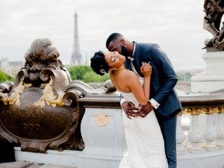 Le mariage de Justine et Chistophe