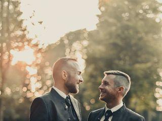 Le mariage de Mathieu et Maxime 1