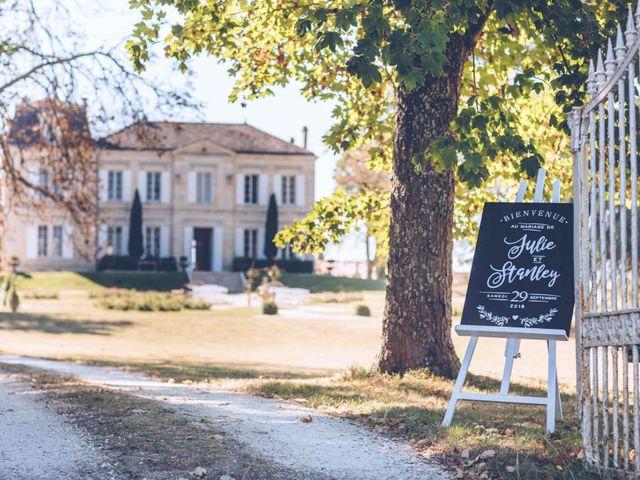 Le mariage de Stanley et Julie à Moulon, Gironde 2