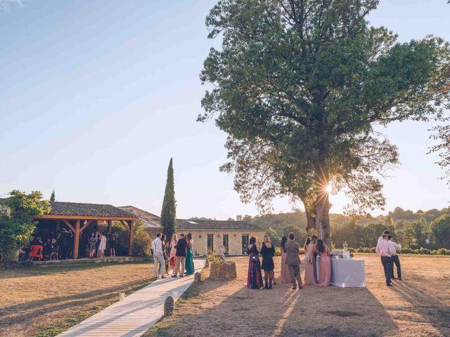 Le mariage de Stanley et Julie à Moulon, Gironde 31