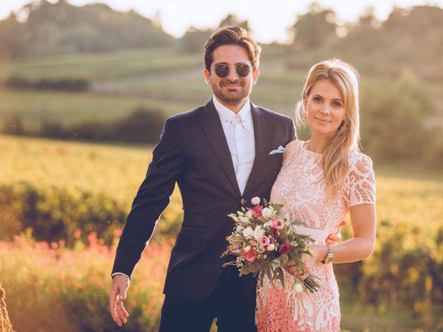 Le mariage de Stanley et Julie à Moulon, Gironde 32