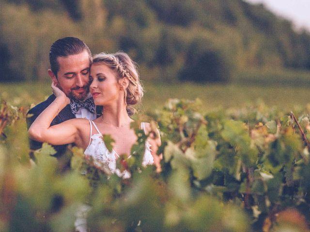 Le mariage de Stanley et Julie à Moulon, Gironde 36