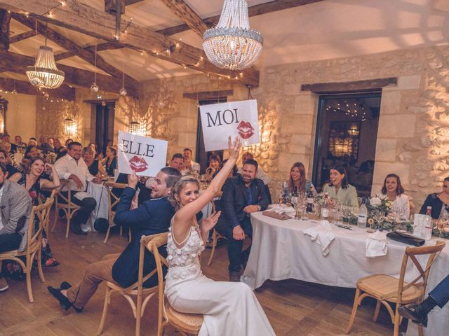 Le mariage de Stanley et Julie à Moulon, Gironde 41