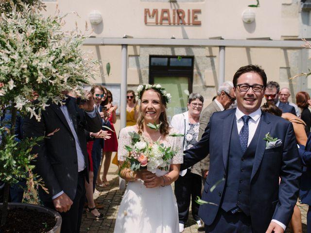 Le mariage de Pierre et Marina à Brignogan-Plage, Finistère 4
