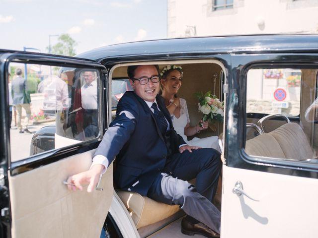 Le mariage de Pierre et Marina à Brignogan-Plage, Finistère 5