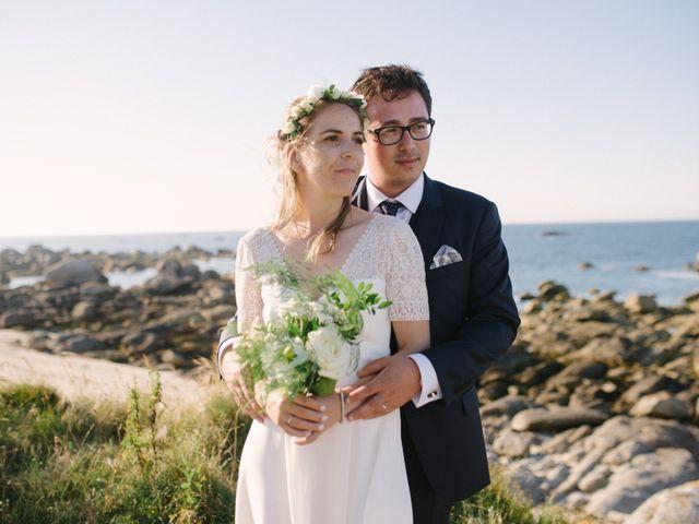 Le mariage de Marina et Pierre