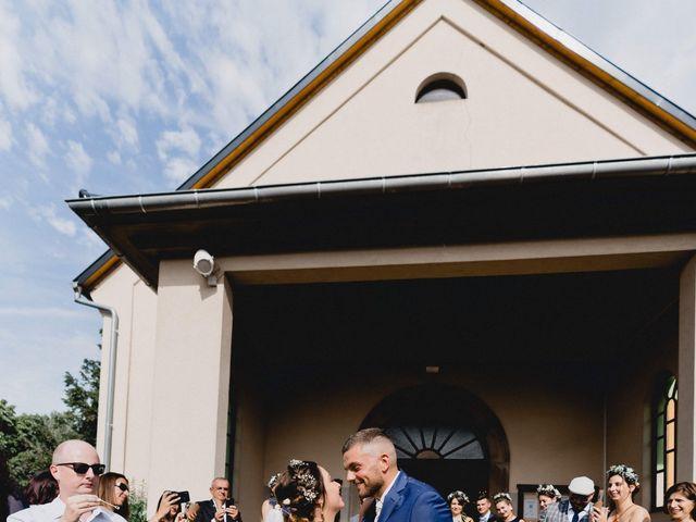 Le mariage de Erwan et Maëva à Heiteren, Haut Rhin 22