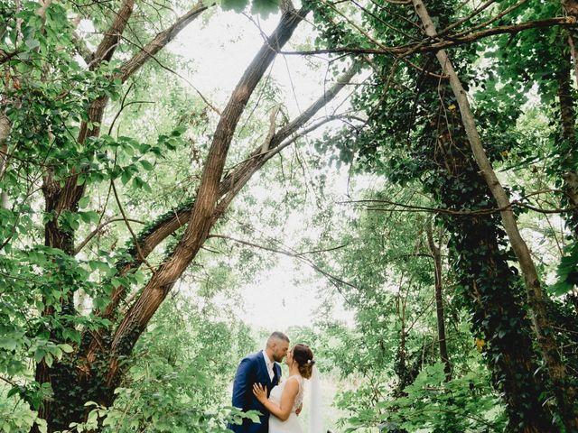 Le mariage de Erwan et Maëva à Heiteren, Haut Rhin 23