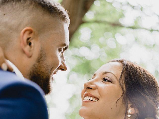 Le mariage de Erwan et Maëva à Heiteren, Haut Rhin 26