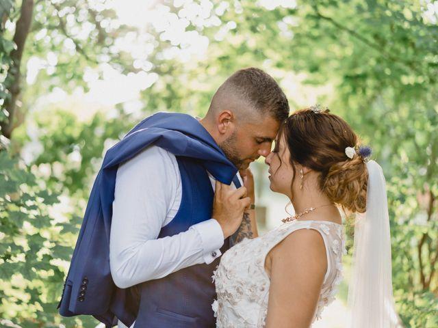 Le mariage de Maëva et Erwan