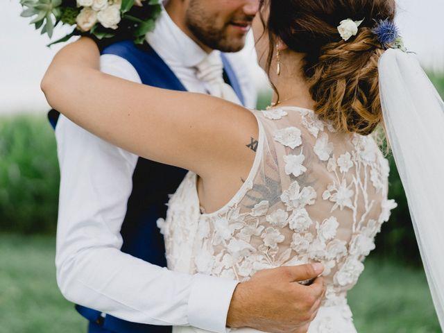 Le mariage de Erwan et Maëva à Heiteren, Haut Rhin 29