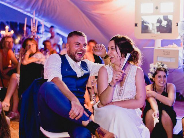 Le mariage de Erwan et Maëva à Heiteren, Haut Rhin 35