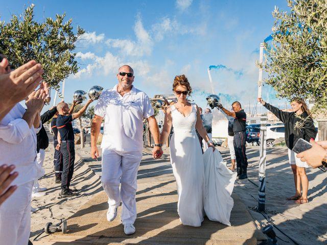 Le mariage de Olivier et Ludivine à Le Cap d'Agde, Hérault 3