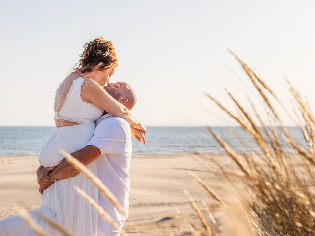 Le mariage de Olivier et Ludivine à Le Cap d'Agde, Hérault 35