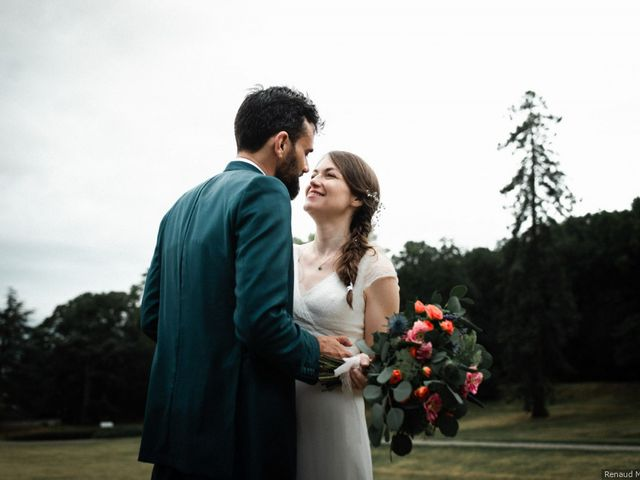 Le mariage de Adeline et Gaëtan