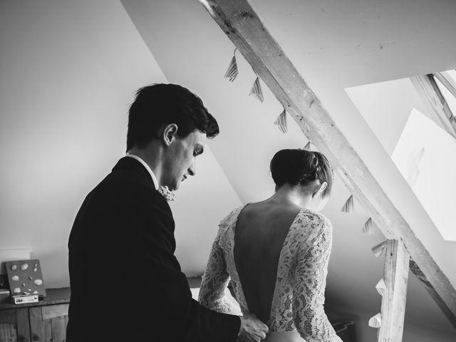 Le mariage de Romain et Mélodie à Saint-Briac-sur-Mer, Ille et Vilaine 9