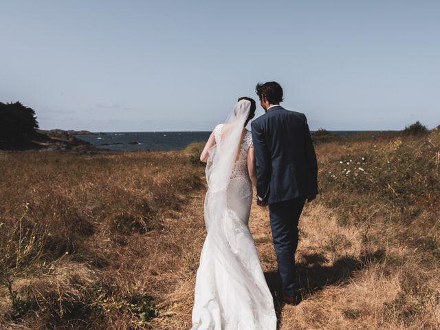 Le mariage de Romain et Mélodie à Saint-Briac-sur-Mer, Ille et Vilaine 19