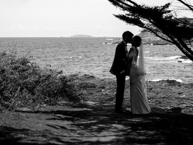 Le mariage de Romain et Mélodie à Saint-Briac-sur-Mer, Ille et Vilaine 22