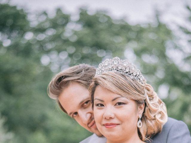 Le mariage de Medhi et Hoa à Castanet-Tolosan, Haute-Garonne 6
