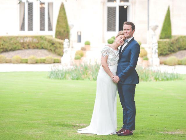 Le mariage de Mareva et Marc