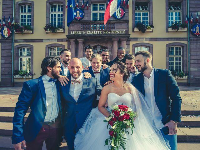 Le mariage de Romain et Marie à Belfort, Territoire de Belfort 8