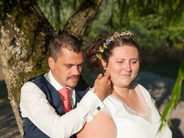 Le mariage de Alexandre et Amandine à Bonchamp-lès-Laval, Mayenne 11
