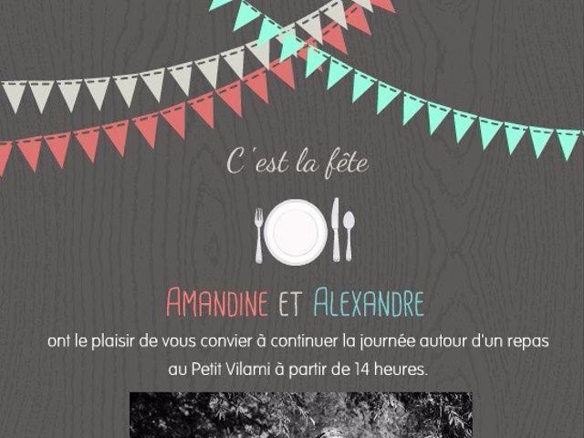 Le mariage de Alexandre et Amandine à Bonchamp-lès-Laval, Mayenne 46