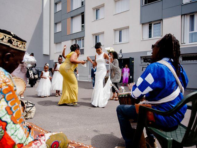 Le mariage de Chistophe et Justine à Paris, Paris 5