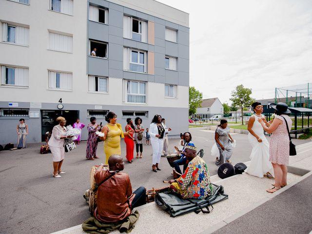 Le mariage de Chistophe et Justine à Paris, Paris 7