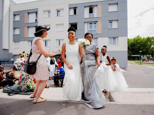 Le mariage de Chistophe et Justine à Paris, Paris 8