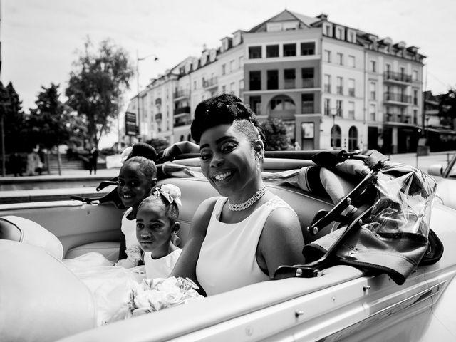 Le mariage de Chistophe et Justine à Paris, Paris 9